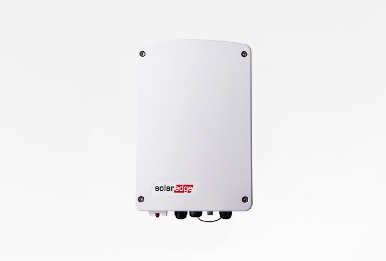 SolarEdge Smart Energy Solutions